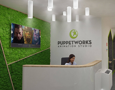 Puppetworks office at Budapest