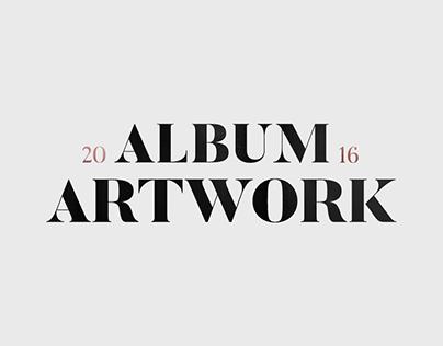 Album Artwork 2016