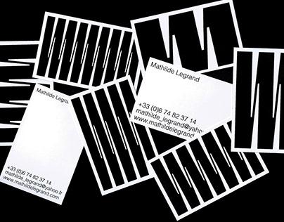 Mathilde Legrand Business Cards