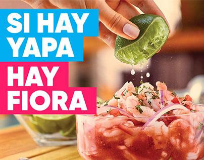 Fioravanti: La Yapa
