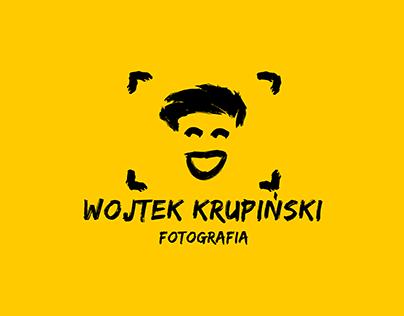 Wojtek Krupiński Fotografia - Logo