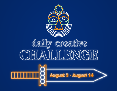 Ai Daily Creative Challenge - August 2020
