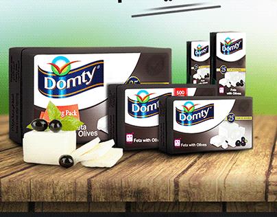Domty Social media