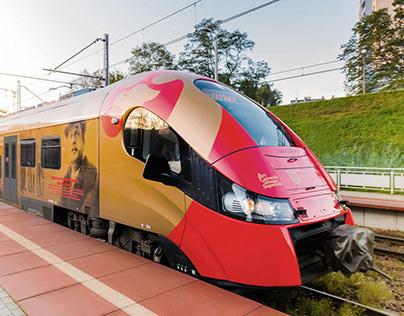 Golden Trains