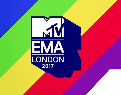 Mtv EMA London 2017 / Amstel