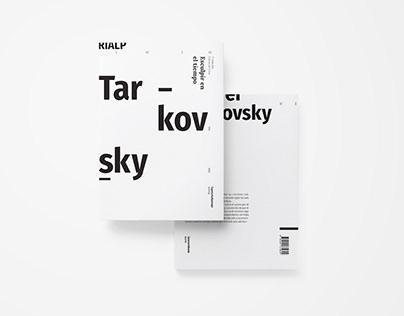 andrei tarkovsky / esculpir en el tiempo