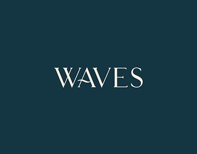 Waves Logo Concept