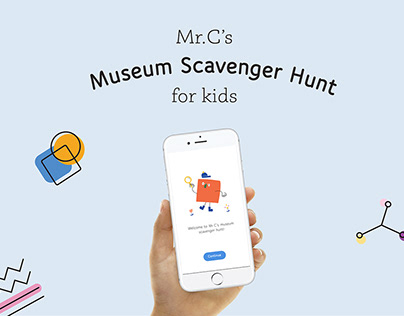 Mr.C's // UI UX design