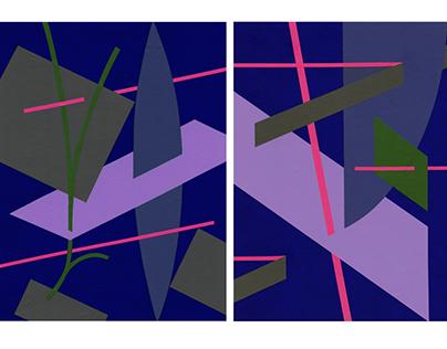 Абстрактные композиции / Abstract compositions