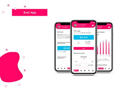 Rediseño Enel App