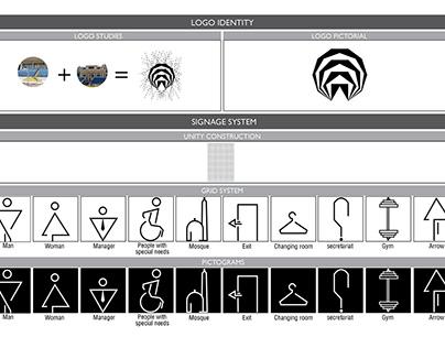 Alexandria stadium Signage Systems