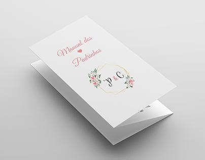 Identidade Visual | Casamento Patrícia e Carlos