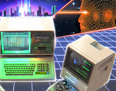 Retro Rise Byond Techno