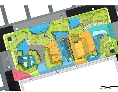 NEIGHBORHOOD PARK Landscape project