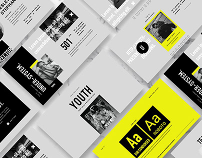 Youth Minimal Multipurpose Template
