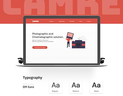 Camre-Website