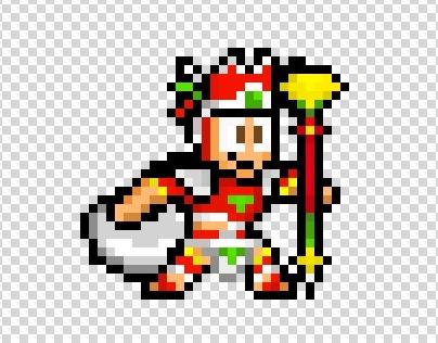 MayaMan (VideoGame)