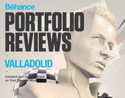 Behance Portfolio Reviews CyL Valladolid