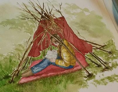 Mad sotto la tenda