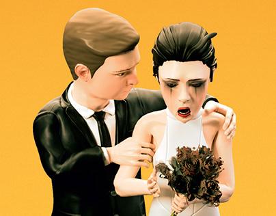 Mundo Estranho - Failed Weddings