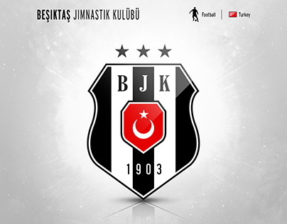 Besiktas JK | logo redesign