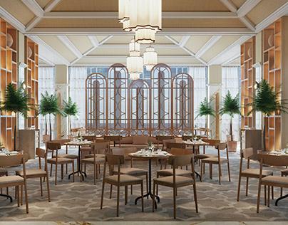 Restaurant - CGI
