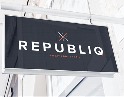 REPUBLIQ Gym Branding