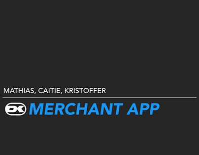 Dankort Merchant App