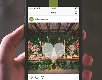 Sítio Coqueiros - redes sociais