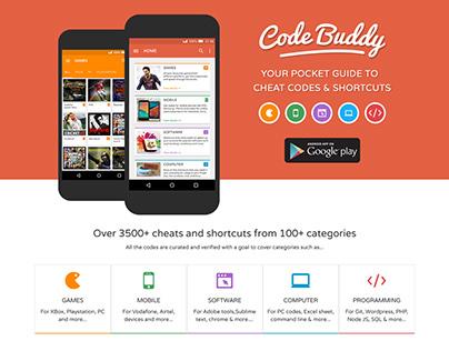 CodeBuddy Website