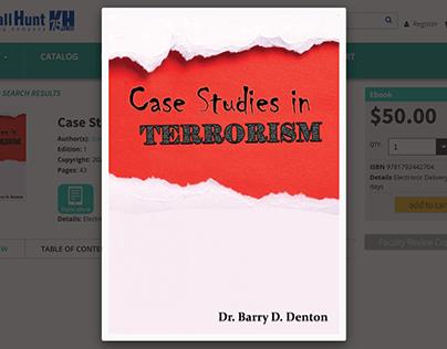 Case Studies in Terrorism by Barry Denton