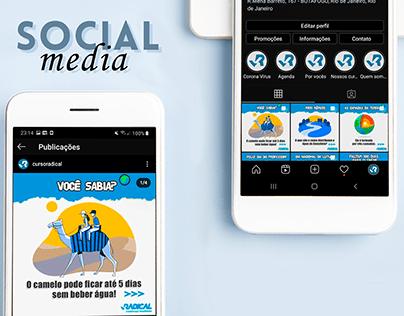Social Media - Curso Radical