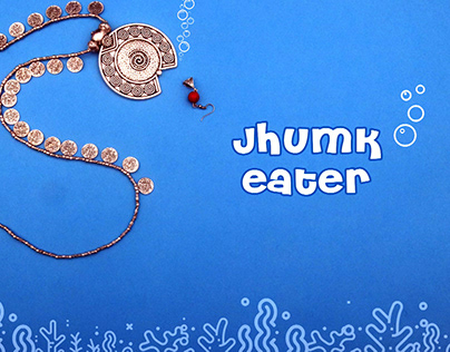 Jhumk-Eater | Stop Motion Video
