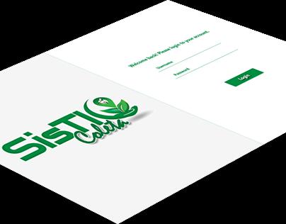 Design de Interface Projeto P&D SisTIC Coleta