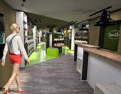 Carulla Market by Diageo
