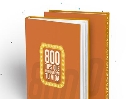 Calcibon D800, Book