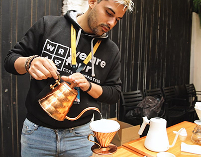 WorkShop V60 by We Are Four Coffee Roasters