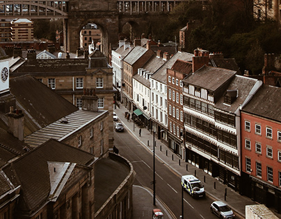 Travel Photography | Newcastle