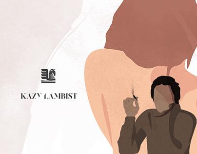   KAZY LAMBIST   Narrative website