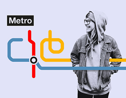 Centenary of Metro de Madrid — Visual Identity Proposal