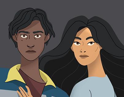 Teens Illustrated