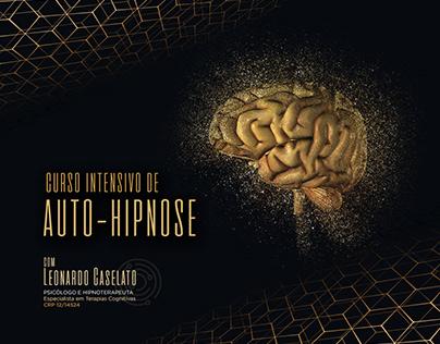 Material de Divulgação do Curso de Auto-Hipnose
