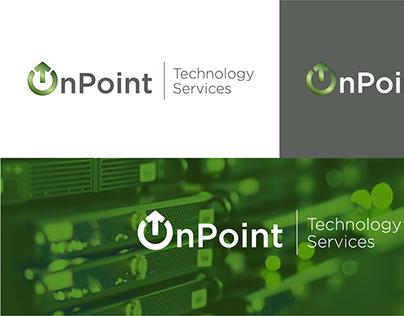 Logo Design: OnPoint Technology