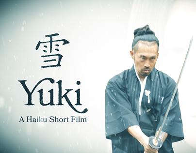 Yuki - A Haiku Short Film
