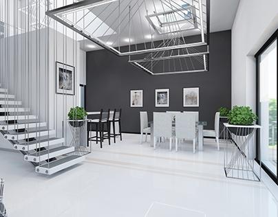 Interior Design. Cottage