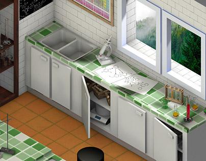 Corners 3D