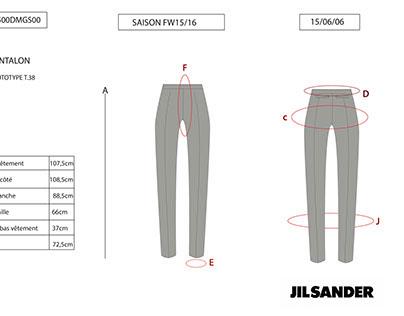 Collection JIL SANDER