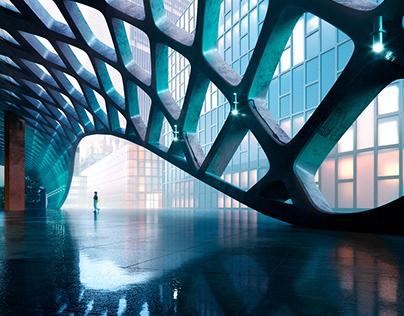 Shenzhen Bay Sports Center Nanshan,Shenzhen,Guangdong