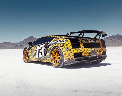 Ferrada Wheels Lamborghini Gallardo