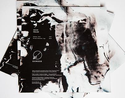 OXE 001 - Vinyl cover design